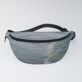 Ocean Walk at Sunset Fanny Pack