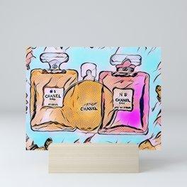 Perfume No. 5 Mini Art Print