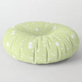 circles (16) Floor Pillow