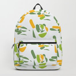 sign language (hi) Backpack