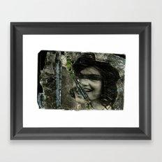 11/22/1963 12:30 pm  Framed Art Print