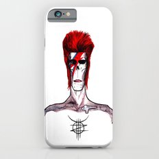 Zed Mercury, 'Aladdin Sane' Bowie tribute iPhone 6s Slim Case