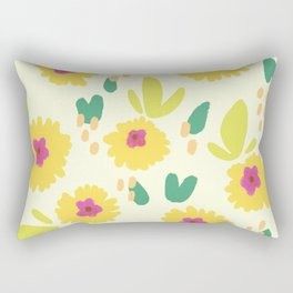 Pocketful Rectangular Pillow