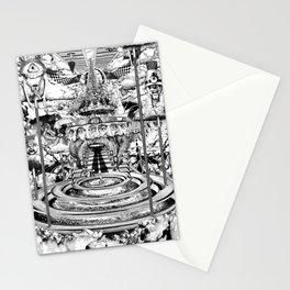 AL BUEN TIEMPO, MALA CARA Stationery Cards
