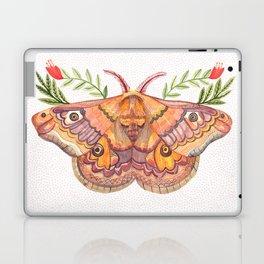 Hawk Moth Laptop & iPad Skin