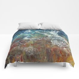 Storm Surge Comforters