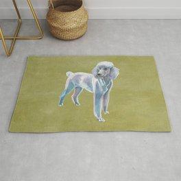 Standard Poodle Rug