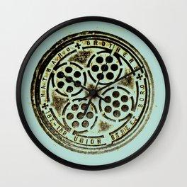 Union Street Wall Clock
