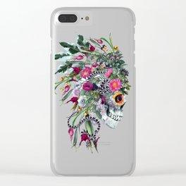 Momento Mori Chief Clear iPhone Case