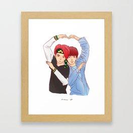 johnil Framed Art Print