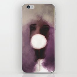 Cotton Candy v1 iPhone Skin