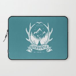 wanderful! Laptop Sleeve
