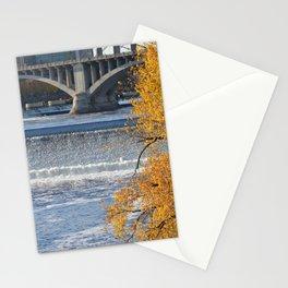 St Anthony Falls Stationery Cards