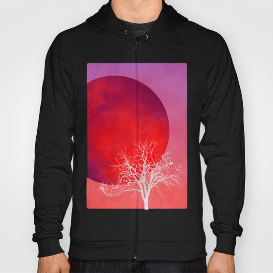 For You I Would Carry the Moon Hoody
