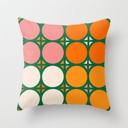 Buttercup Connection Throw Pillow