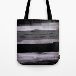 Dark shadow abstract painting Tote Bag