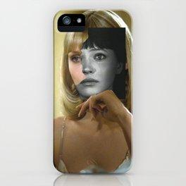 I wait iPhone Case