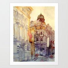 Wien Art Print