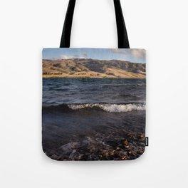 Lake Dunstan Tote Bag