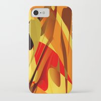 spice iPhone & iPod Cases featuring pumpkin spice by David Mark Lane