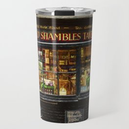 Ye Old Shambles Tavern Travel Mug