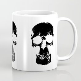 Sherlock Why Do You Have a Skull on Your Wall? Coffee Mug