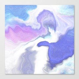 Crystal Reef IV Canvas Print