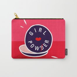 Girl Power - Morning Routine #girlpower #motivational Carry-All Pouch