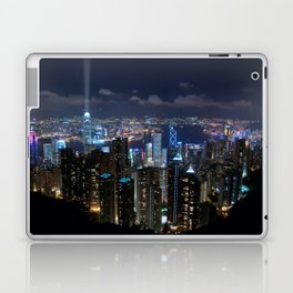 Hong Kong- Victoria Peak Laptop & iPad Skin