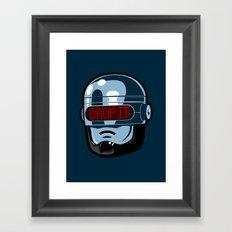 Drop it, Punk Framed Art Print