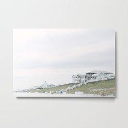 Seaside, Florida Metal Print