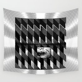Building Face Wall Tapestry