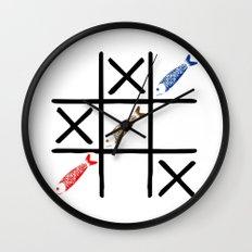 Fish Game Wall Clock