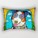Happy Border Collie by robiniart