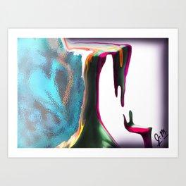 Heart Awakening Art Print