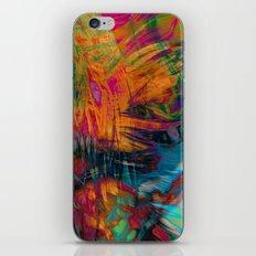 Whirl iPhone & iPod Skin