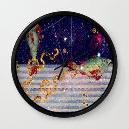 Pisces - Uranometria Collection Wall Clock