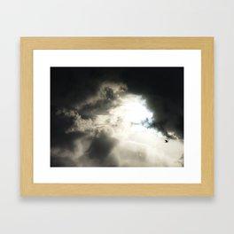 Let There Be Light II Framed Art Print