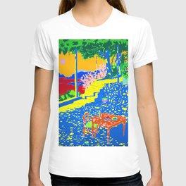Gecko Table T-shirt