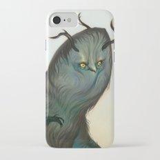 Mischievous Chacac iPhone 8 Slim Case