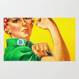 Italian Rosie Rug