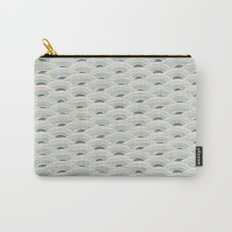 Half-moon Sage Carry-All Pouch