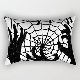 Horror Story Rectangular Pillow