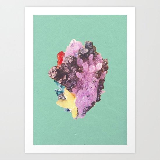 Zomerfabriek Art Print
