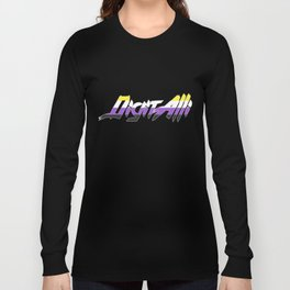 The Pride Shirt: Nonbinary Long Sleeve T-shirt