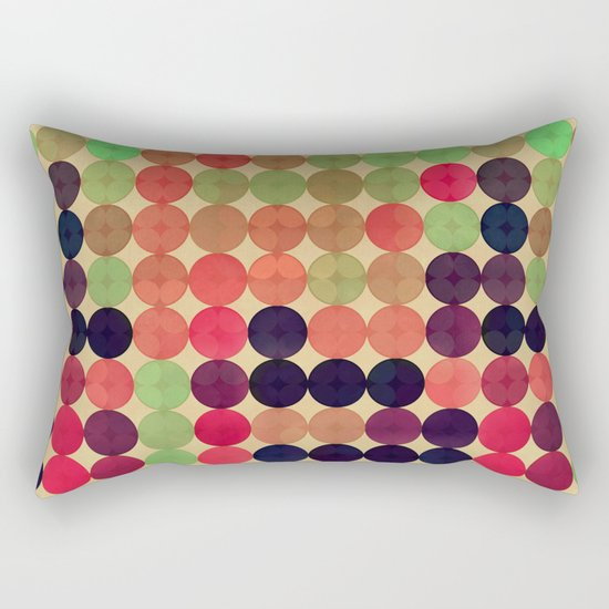 flwwwwrs Rectangular Pillow
