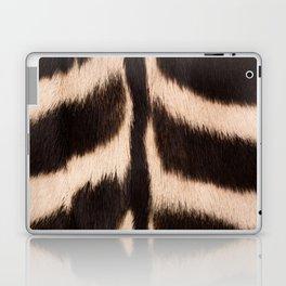 Zebra - zebra stripes -zebra skin - genuine - beautiful  Laptop & iPad Skin