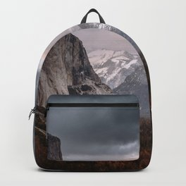 Tunnel View Yosemite Backpack