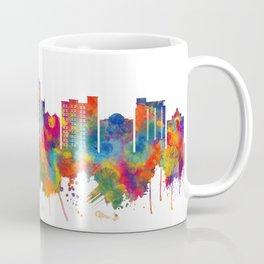 Norman Oklahoma Skyline Coffee Mug