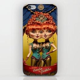 Amelia & Cordela iPhone Skin